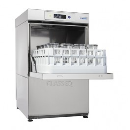 Classeq G400 Standard Front Loading Glasswasher with Gravity Drain