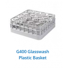 """--- CLASSEQ PACK2 --- """"Rack Pack"""" for G400 Glasswashers"""
