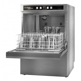 Hobart G415W Ecomax Plus Insulated Energy Efficient Glasswasher - G403