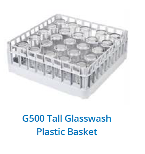 Classeq PACK 3 Rack Pack for G500 Glasswashers
