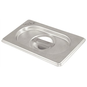 Interlevin CO11000 Stainless Steel 1/9 Gastronorm Lid