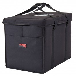 Cambro GoBag GBD211417110 - Large Folding Food Delivery Bag