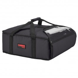 "Cambro GoBag GBP220110 - Standard 2 x 20"" Pizza Delivery Bag"