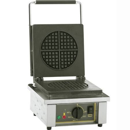Roller Grill GES70 Singe Round Waffle Iron