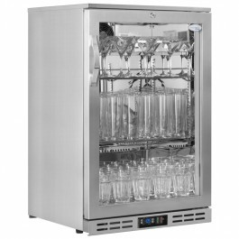 Interlevin GF10H SS Glass Froster or Sub Zero Bottle Cooler