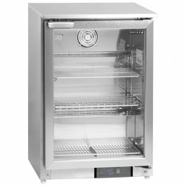 Tefcold GF200VSG Stainless Steel Glass Froster or Sub Zero Bottle Cooler