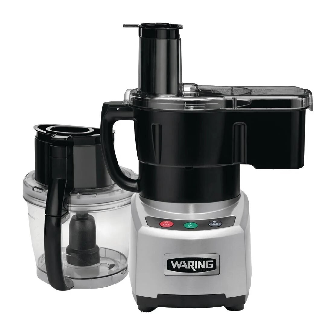 Waring WFP16SCK Single Speed Food Processor with Pulse - GG561