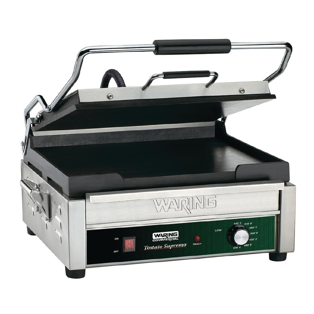 Waring GH482 Heavy Duty Single Contact Grill - 440mm