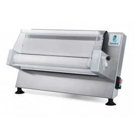 "Pastaline MINI 30 Table Top 12"" Single Dough Roller"