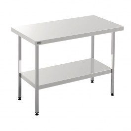 Lincat L6512CT Stainless Steel Centre Table 1200mm Long