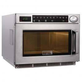 Buffalo SA518 Programmable 1500w Microwave Oven with Liner- GK641