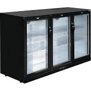 Polar GL014 Triple Hinged Door Cooler with Lighting