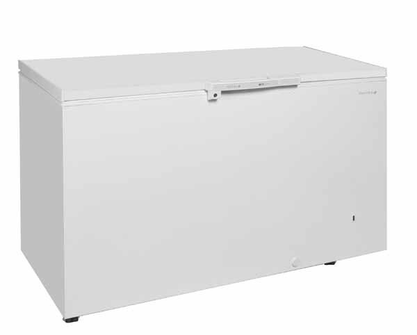 Tefcold GM600 Solid Lid Chest Freezer
