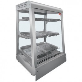 --- HATCO GMHD-2PT --- Glomax Heated Display Case with Humidity