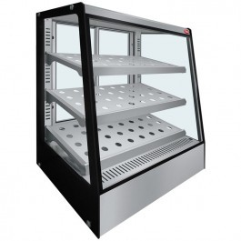 Hatco GMHDH-3PT Glo-Max Heated Display Case with Variable Humidity
