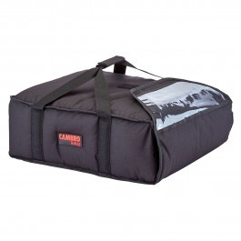 "Cambro GoBag GBP216110 - Standard 2 x 16"" Pizza Delivery Bag"