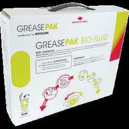 --- MECHLINE GreasePak GP-MSGD5 --- Bio-Enzymatic Fluid 5litre Refill Boxes