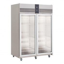 Foster EcoPro G2 EP1440G Twin Upright Refrigerated Display Cabinet