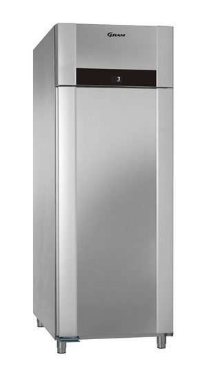 --- GRAM Baker M 950 CCG L2 25B --- Stainless Steel Upright Refrigerator - 969501005
