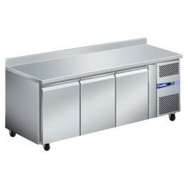 Prodis GRN-W3R Stainless Steel Three Door Counter Refrigerator