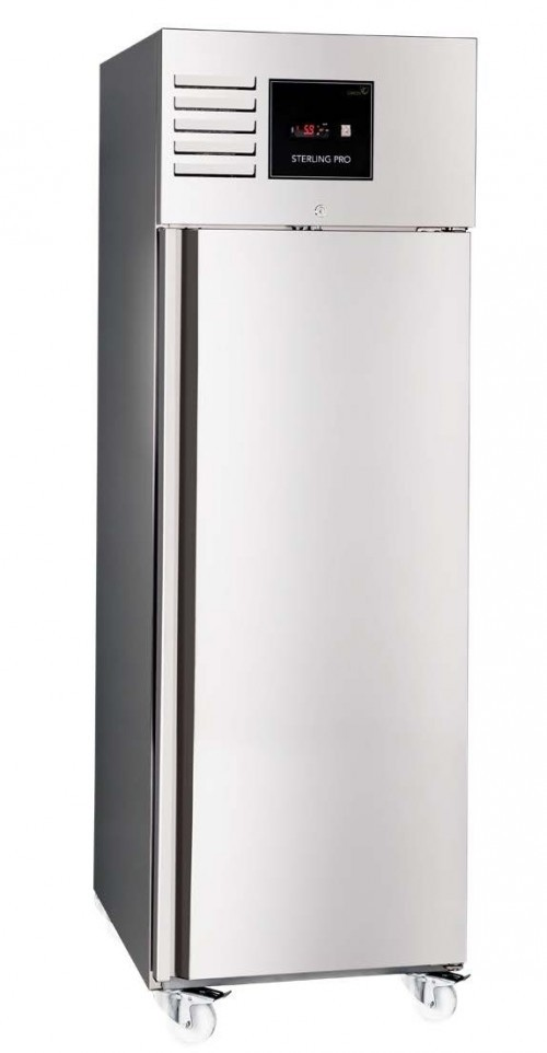 --- STERLING PRO Green GSNI-071-CIR --- Upright Single Door Gastronorm Freezer