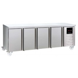 --- STERLING PRO Green GSPP7-225-40 --- Cabinet Fridge with Drawer & Upstand Options