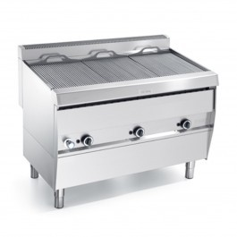 Arris GV1217 Grillvapor Gas Radiant Chargrill