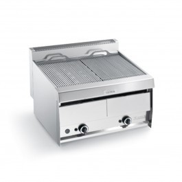 Arris GV807 Grilvapor Gas Radiant Chargrill
