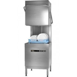 Hobart H615SW Ecomax Pass Through Dishwasher with Water Softener