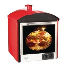 --- KING EDWARD BKS-RED --- Bake King Solo Green Mini Oven