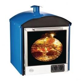 King Edward BKS-BLU Bake King Solo Blue Mini Oven