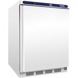 Prodis HC201R White Single Door Undercounter Refrigerator