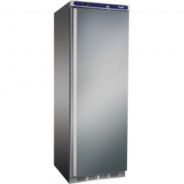 Prodis HC401RSS Stainless Steel Single Door Upright Refrigerator