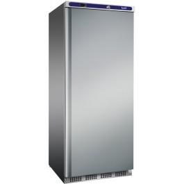 Prodis HC601RSS Stainless Steel Single Door Upright Refrigerator
