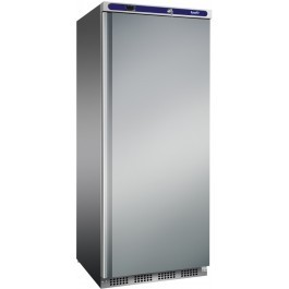 Prodis HC601FSS Stainless Steel Single Door Upright Freezer