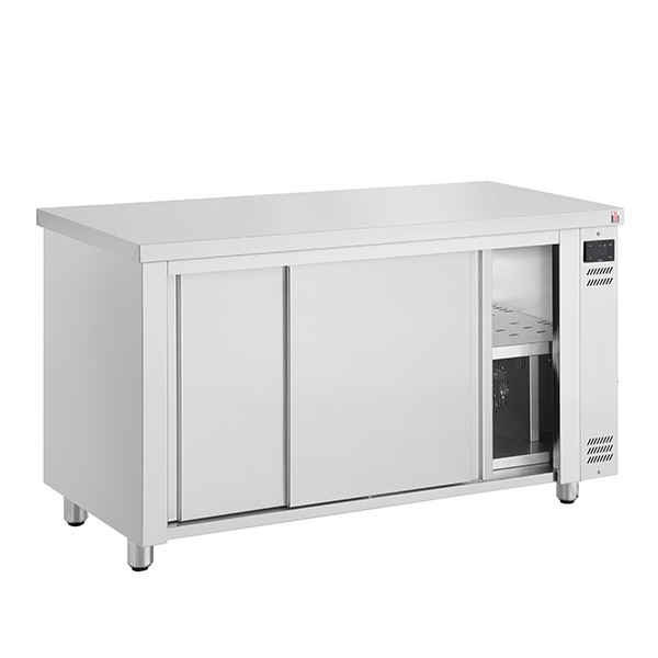 Inomak HCP14 Heated Hot Cupboard for 850 Plates - W1390mm