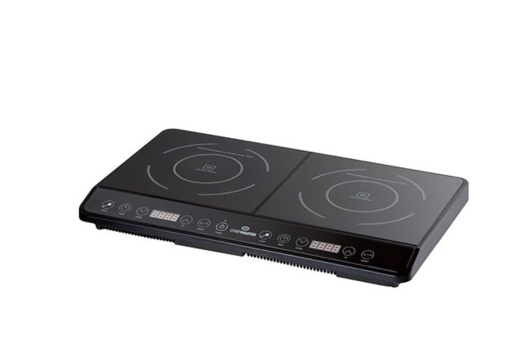 Chefmaster HEA517 Double Counter Top Induction Hob