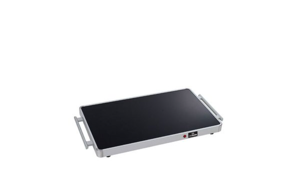 Chefmaster HEA794 Aluminum Heated Display Base 570 x 305mm