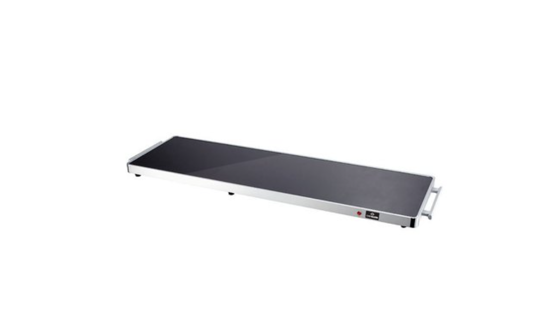 Chefmaster HEA796 Aluminum Heated Display Base 1070 x 330mm