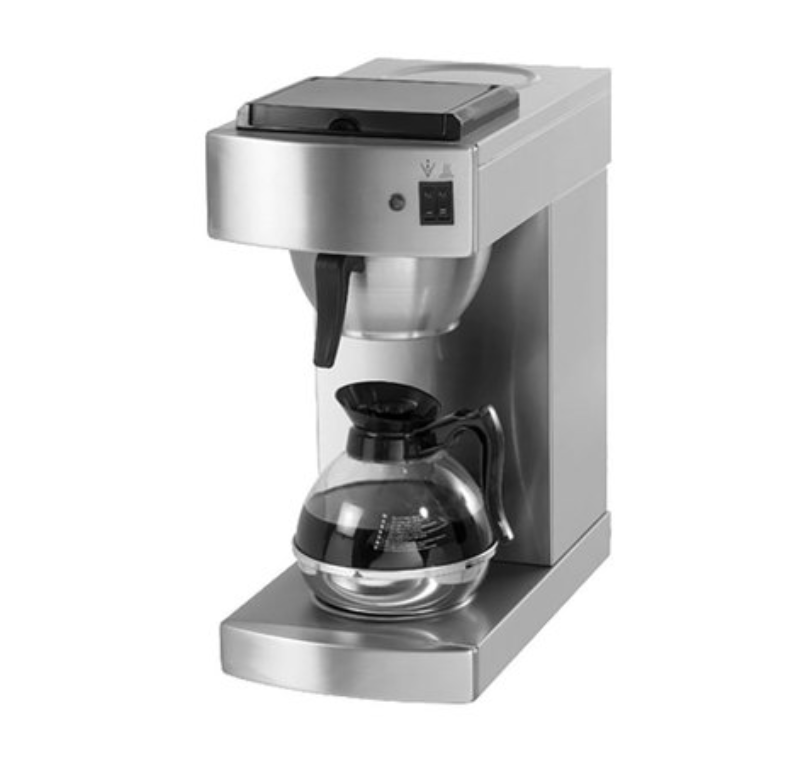 Chefmaster HEB085 Filter Coffee Machine with 1.8 Litre Shatterproof Jug