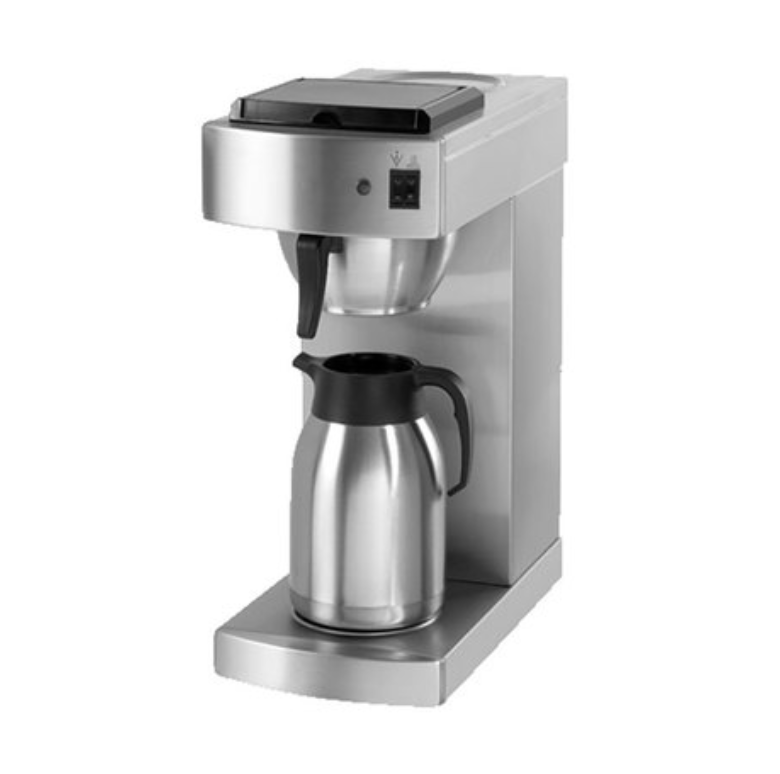 Chefmaster HEB086 Filter Coffee Machine With 2.0Ltr S/S Jug