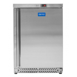--- ARCTICA HEC907 --- Energy Efficient Undercounter Stainless Steel Refrigerator