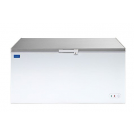 Arctica HEC918 Chest Freezer with Stainless Steel Lid - 450 Litres