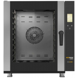 Hobart Ecomax HECMFE6HUWICP Combination Oven 6 Grid x 1/1 GN