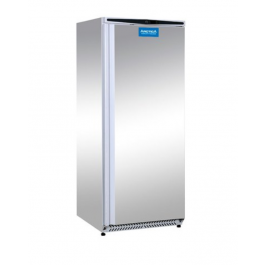 Arctica HED106 Energy Efficient Upright Single Stainless Steel Refrigerator
