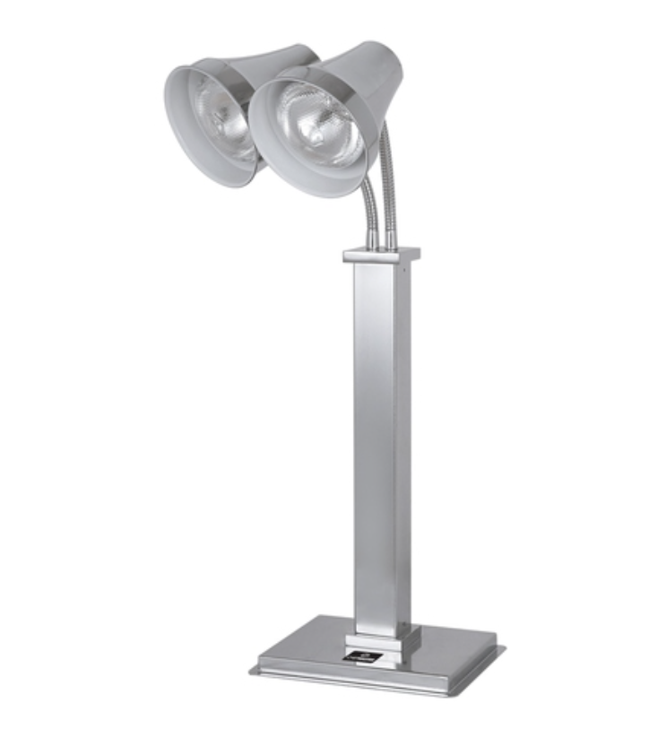 Chefmaster HED493 Double Warming Lamp