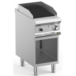 Hobart Ecomax HEPLG74A Lava Rock Chargrill With Independant Burners