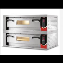 Sirman Vesuvio 2C 105x105 Twin Deck Pizza Oven