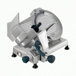 Hobart SL300-10 Belt Driven Anodised Aluminium Gravity Feed Slicer