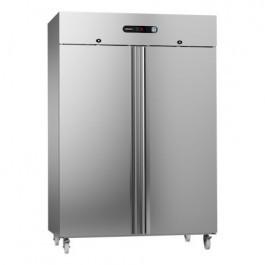 --- HOSHIZAKI Snowflake GII SUR-135BG-C --- Twin Upright Refrigerator with Castors